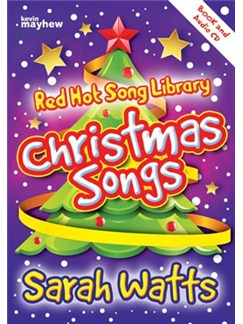 Red Hot Song Library: Christmas Songs Books | Voice
