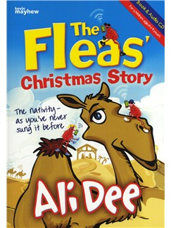 Ali Dee: The Fleas' Christmas Story Books and CDs | Piano, Vocal & Guitar (with Chord Symbols)