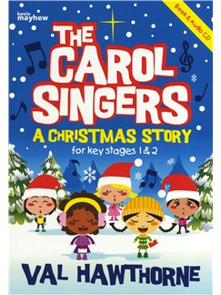 Val Hawthorne: The Carol Singers Books and CDs | Piano, Vocal & Guitar (with Chord Symbols)