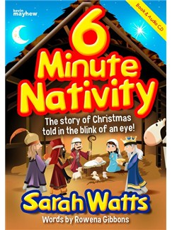 Sarah Watts: 6 Minute Nativity Books | Voice