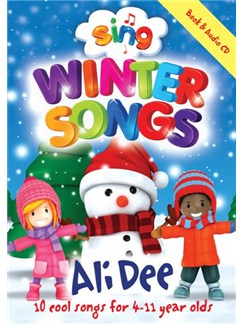 Sing: Winter Songs With CD Books and CDs | Voice, Lyrics Only