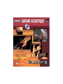 Guitare Acoustique Debutant + CD (French Edition) Books and CDs | Guitar