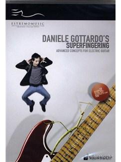 Daniele Gottardo: Superfingering DVDs / Videos | Guitar