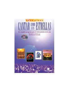 Cantar Como Las Estrellas + CD (Spanish Edition) Books and CDs | Voice