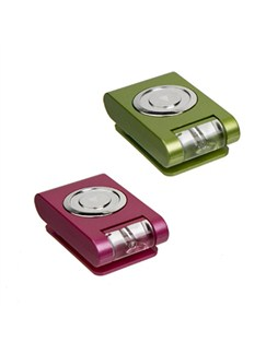 Mighty Bright: Microclip Light Twin Pack (Green/Pink)  |