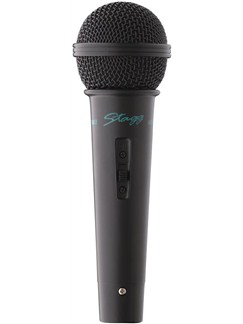 Stagg: MD-500BKH Dynamic Microphone  | Voice