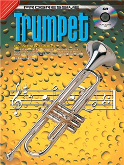 Progressive Trumpet Books and CDs | Trumpet