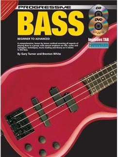 Progressive Bass Books, CDs and DVDs / Videos | Bass Guitar