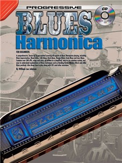 Progressive Blues Harmonica Books and CDs | Harmonica