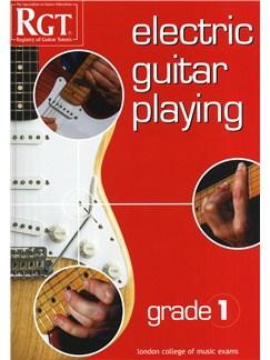 Registry Of Guitar Tutors: Electric Guitar Playing - Grade One Books | Electric Guitar