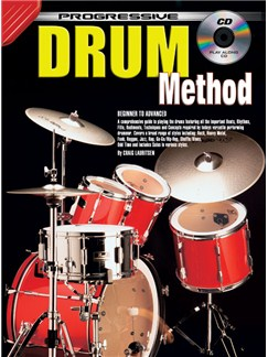 Progressive Drum Method Books and CDs | Drums