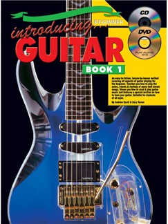 Introducing Guitar: Book 1 Books and CDs | Guitar