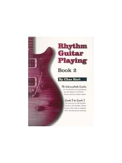 Chaz Hart: Rhythm Guitar Playing - Book 2 Books | Guitar