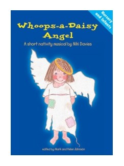 Niki Davies: Whoops-A-Daisy Angel (Book And CD) Books and CDs | Piano Accompaniment(with Chord Symbols)