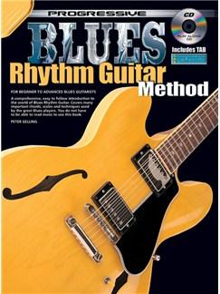 Progressive Blues Rhythm Guitar Method Books and CDs | Guitar