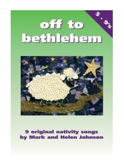Mark and Helen Johnson: Off To Bethlehem Books and CDs | Piano, Vocal & Guitar