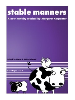 Margaret Carpenter: Stable Manners Books and CDs | Voice, Piano Accompaniment