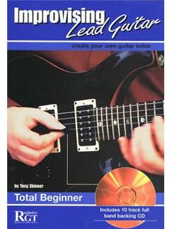 Registry Of Guitar Tutors: Improvising Lead Guitar - Total Beginner Books | Guitar