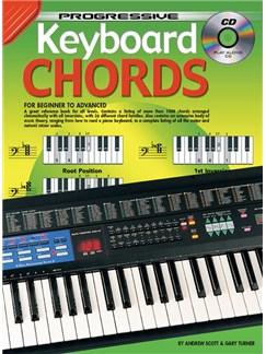 Progressive Keyboard Chords Books and CDs | Keyboard
