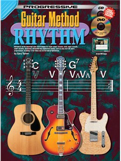 Progressive Guitar Method: Rhythm Books, CDs and DVDs / Videos | Guitar
