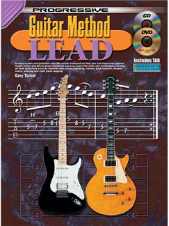 Progressive Guitar Method: Lead Books, CDs and DVDs / Videos | Guitar