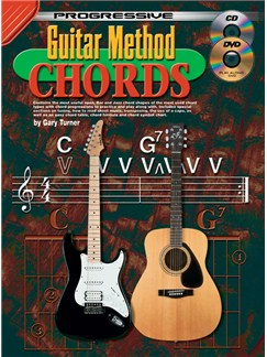 Progressive Guitar Method: Chords Books, CDs and DVDs / Videos | Guitar