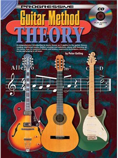 Progressive Guitar Method: Theory Books and CDs | Guitar