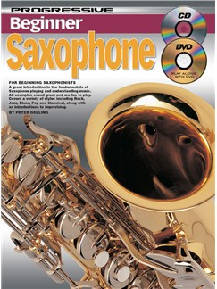progressive beginner saxophone saxophone books tuition. Black Bedroom Furniture Sets. Home Design Ideas