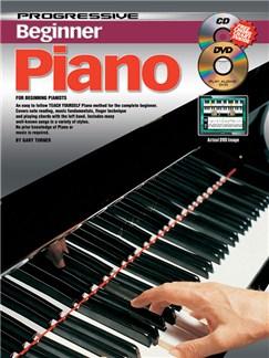 Progressive Beginner Piano Books, CDs and DVDs / Videos | Piano