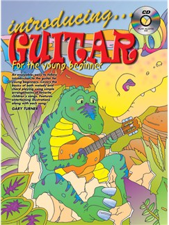 Introducing Guitar For the Young Beginner Books and CDs | Guitar