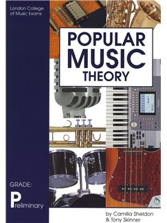 Popular Music Theory: Preliminary Grade Books |