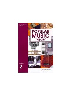 LCM Popular Music Theory (Grade 2) Books | All Instruments