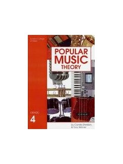 London College Of Music: Popular Music Theory - Grade 4 Books | All Instruments