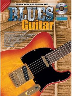 Progressive Blues Guitar Books and CDs | Guitar