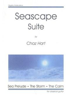 Chaz Hart: Seascape Suite Books | Guitar, Classical Guitar