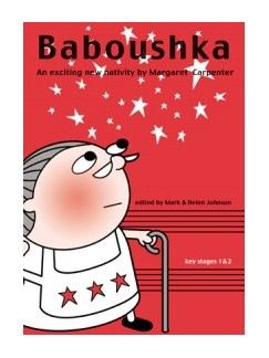 Margaret Carpenter: Baboushka Books and CDs | Piano, Vocal & Guitar (with Chord Symbols)