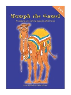 Niki Davies: Humph The Camel Books and CDs | Voice