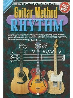 Progressive: Guitar Method - Rhythm (DVD With Small Booklet) Books and DVDs / Videos | Guitar