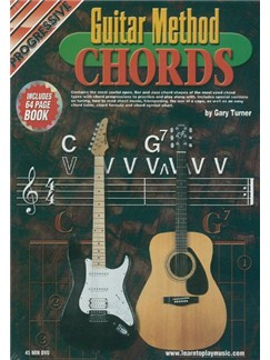 Progressive: Guitar Method - Chords (DVD With Small Booklet) Books and DVDs / Videos | Guitar