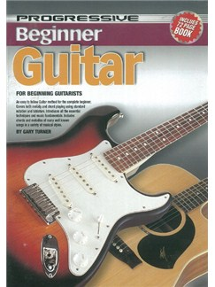 Progressive: Beginner Guitar (DVD With Small Booklet) Books and DVDs / Videos | Guitar