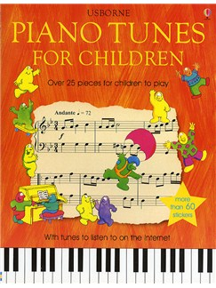 Piano Tunes For Children Books   Piano