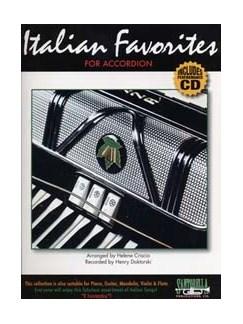 Italian Favourites For Accordion Books | Accordion