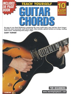 10 Easy Lessons: Teach Yourself Guitar Chords (DVD With Small Booklet) Books and DVDs / Videos | Guitar