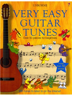 Usborne Very Easy Guitar Tunes Books | Guitar