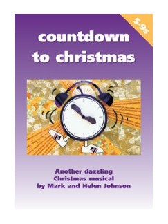 Helen And Mark Johnson: Countdown To Christmas Books and CDs | Piano, Vocal & Guitar