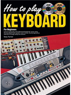 How To Play Keyboard Books, CDs and DVDs / Videos | Keyboard