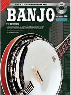 Progressive Banjo Books and CDs | Banjo