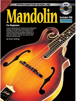 Progressive Mandolin Books and CDs | Mandolin