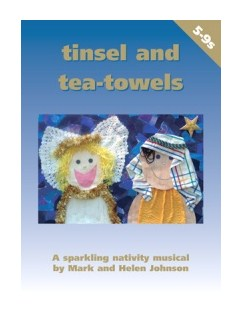 Mark And Helen Johnson: Tinsel And Tea Towels Books and CDs | Piano & Vocal