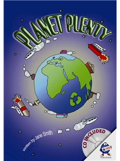 Jane Smith: Planet Plenty (Book and CD) Books and CDs | Piano, Vocal & Guitar